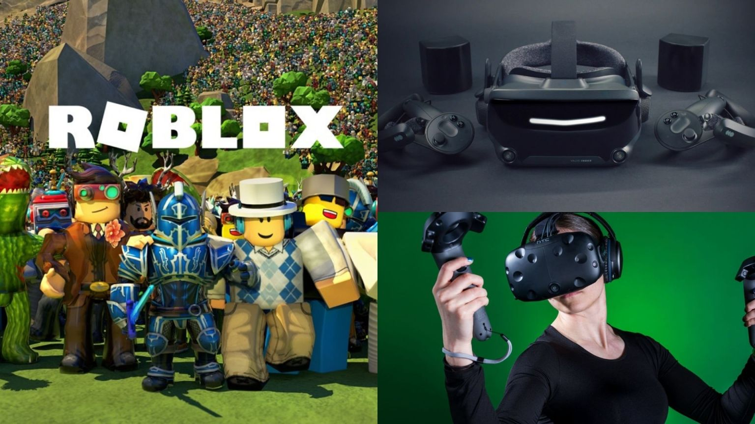 How to play roblox in VR PCVR