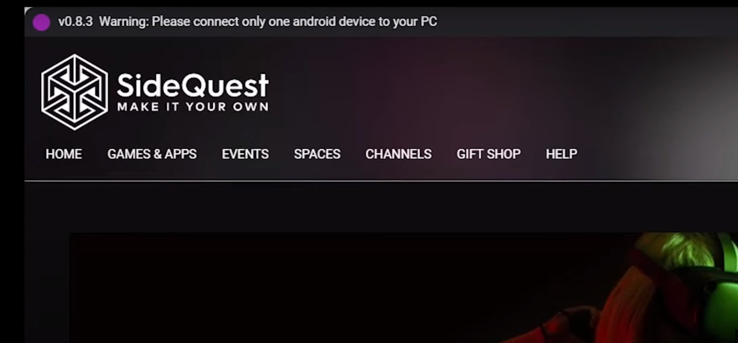 How to Use SideQuest WIRELESSLY On Oculus Quest 1 & 2