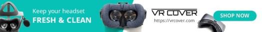Werbung für Virtual Reality Hygiene