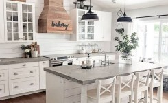 🏠 30 examples of cheap kitchen decorating ideas, make sure before you remodel #kitchenremodel #kitchendesign #kitchendecorideas 4