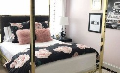 30 girl bedroom decorating ideas that she will love 20