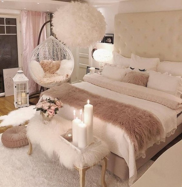 30 girl bedroom decorating ideas that she will love 26