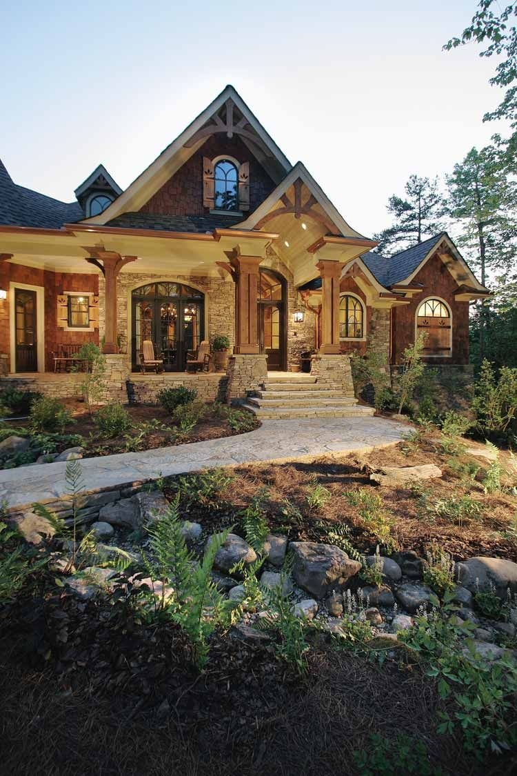 31 New Mountain Home Plans Sloping Lot Beautiful Beautiful Architecture