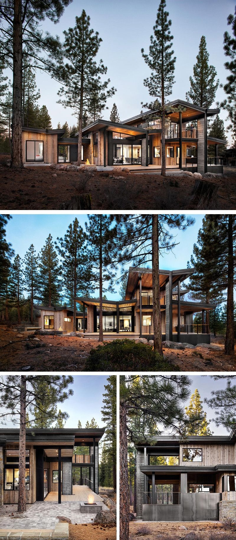 Permalink to 53 Best Rustic Mountain Home Plans