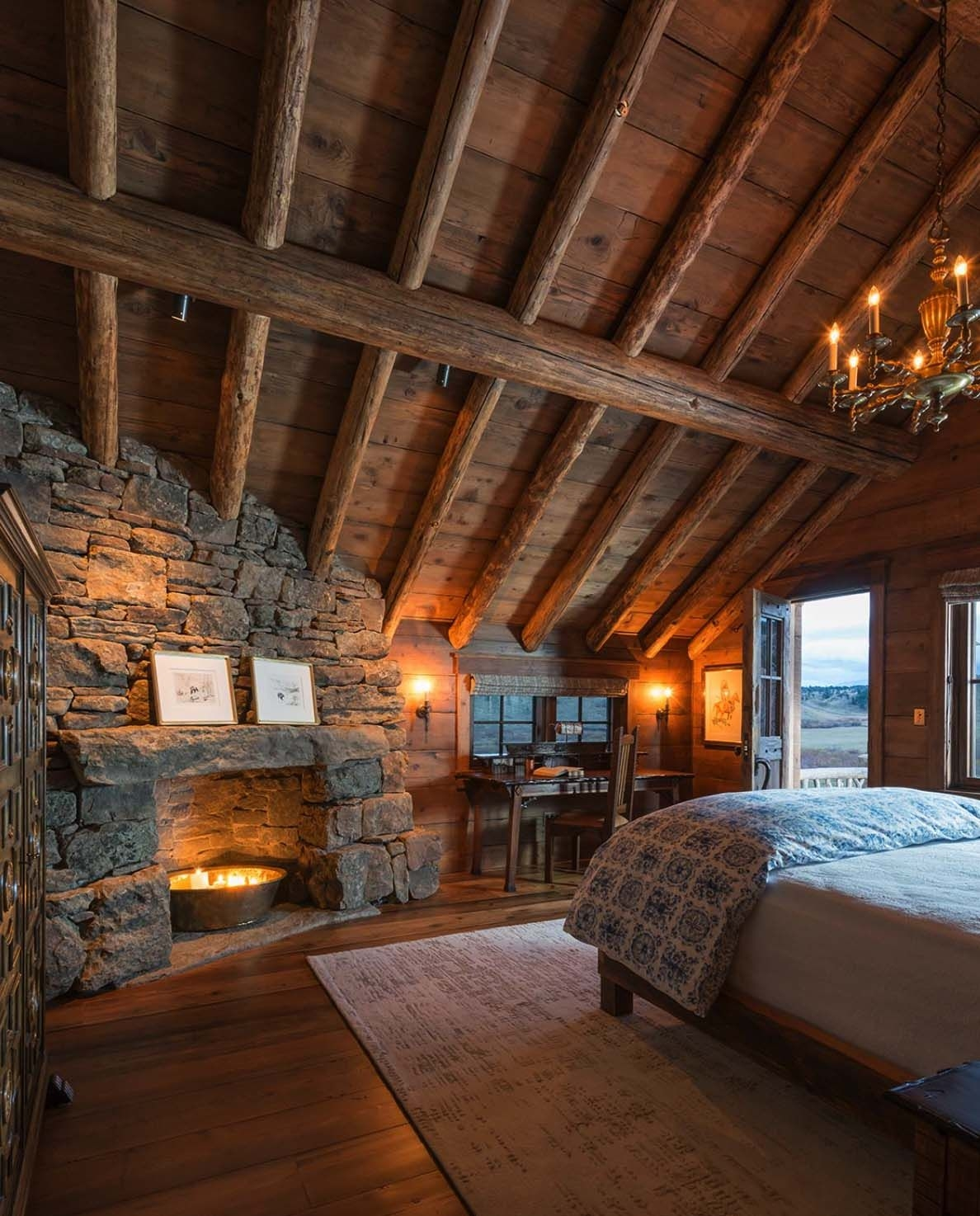 53 Best Rustic Mountain Home Plans Luxury Rustic Modern Mountain Ranch Nestled In the Rugged Montana Landscape