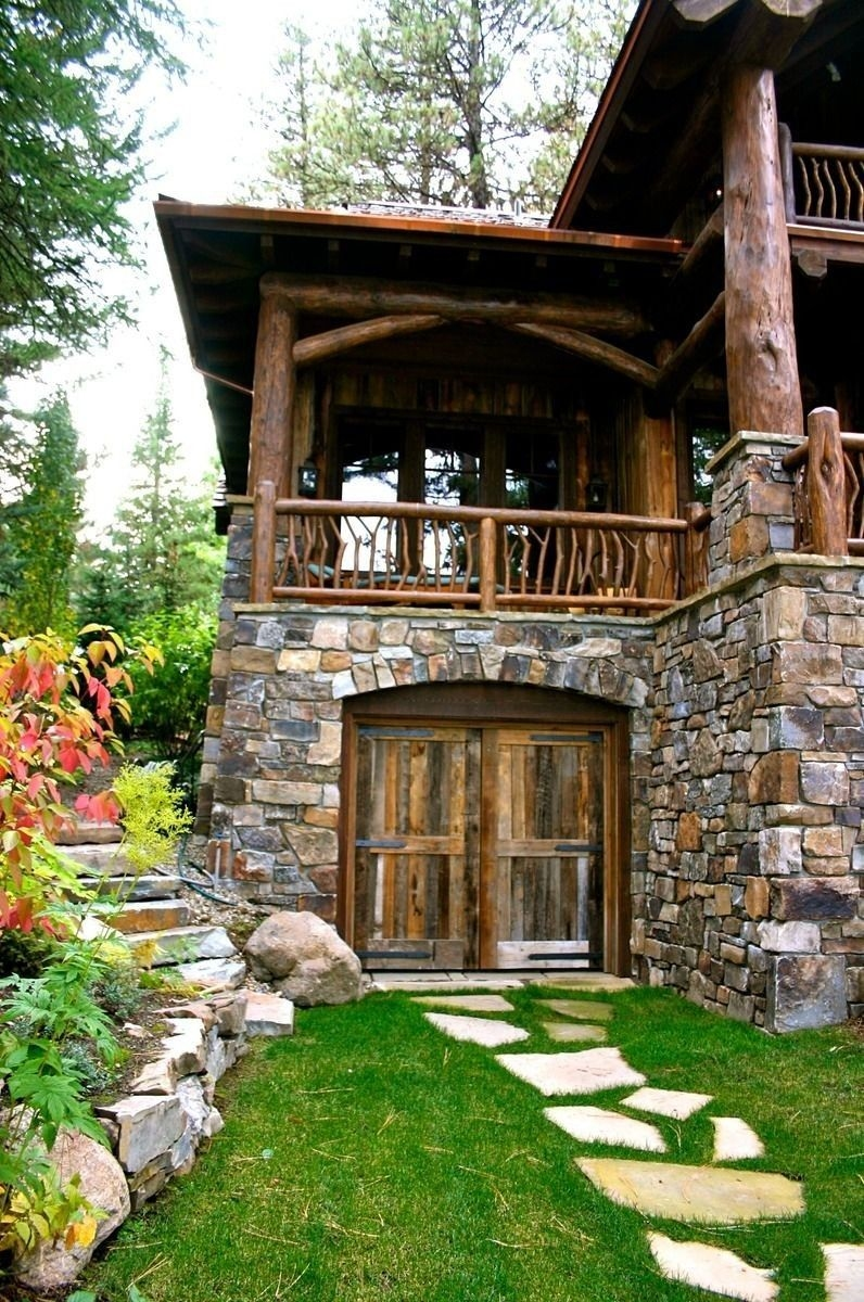 53 Best Rustic Mountain Home Plans Unique Pin by Dave On Rustic Lodge In 2019