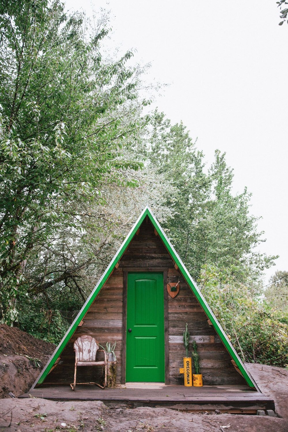60 Small Mountain Cabin Plans with Loft Best Of Uo Journal How to Build An A Frame Cabin