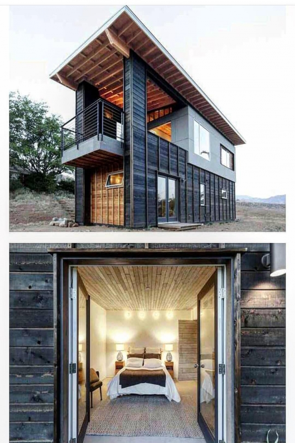 65 Mountain Cabin Plans Hillside Awesome Pin by Conor On Shipping Container Ideas