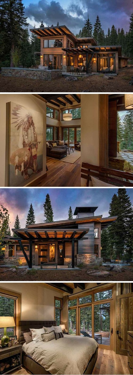 72 Mountain Chalet House Plans Best Of Pin by Bashir aslanian On My Dream House