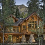 72 Mountain Chalet House Plans Elegant Tahoe Quarterly Mh Exterior