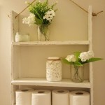 80 Floating Shelf Brackets New This is why I Love Pinterest I Needed some Storage In Bathroom