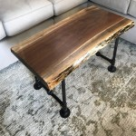93 Live Edge Coffee Table Elegant Live Edge Walnut Coffee Table In 2019 Home Cabin Porch