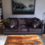 93 Live Edge Coffee Table Elegant Live Edge Wood and Resin Coffee Table From Fine Woooden Creations