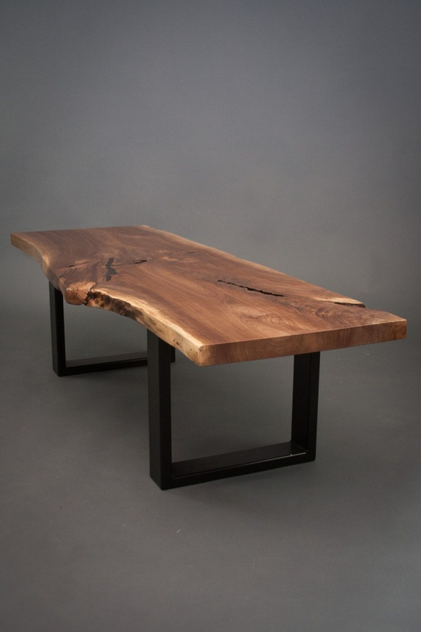 inspirational 93 live edge coffee table