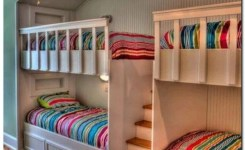 Bunk beds for kids the most fun they can have going to bed 18