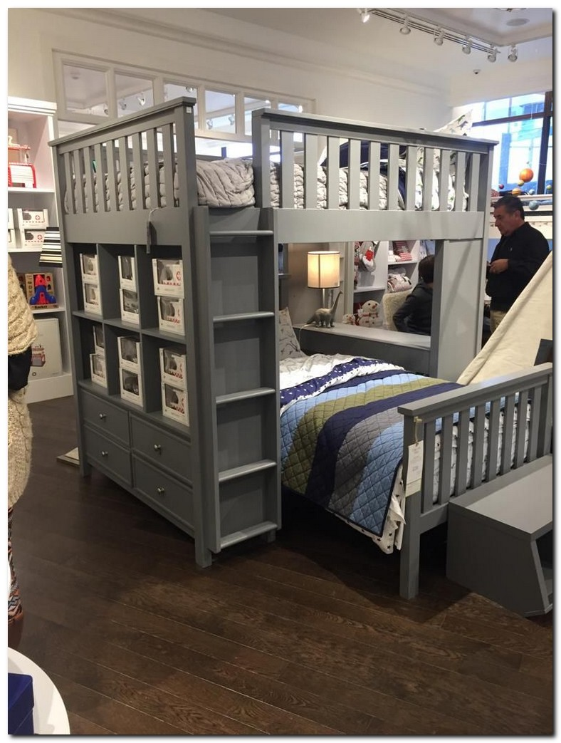 Bunk beds for kids the most fun they can have going to bed 21