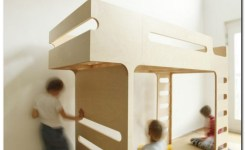 Bunk beds for kids the most fun they can have going to bed 4