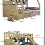 Bunk beds for kids precautions for children and types of bunk beds 21