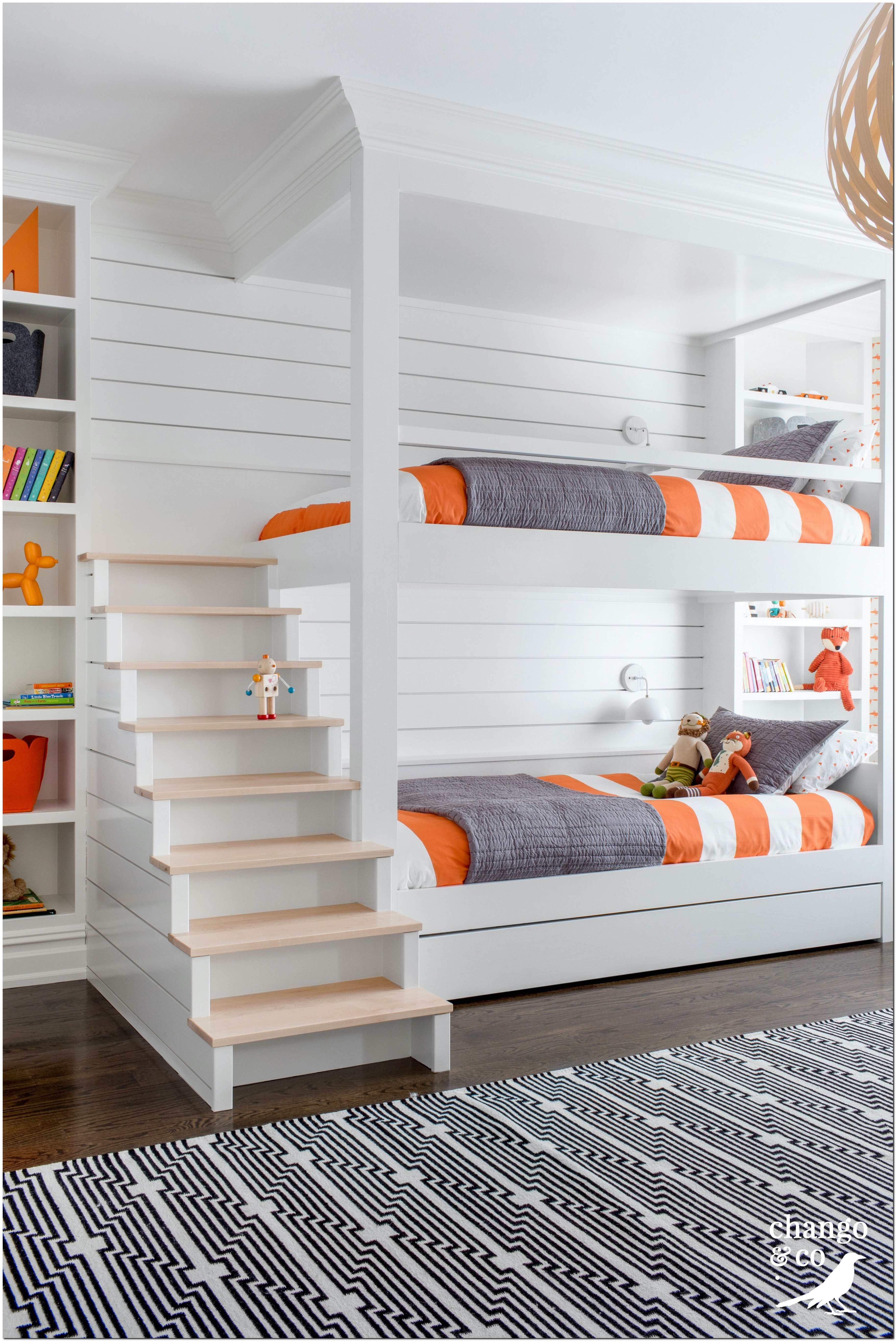 Futon bunk beds for kids 4