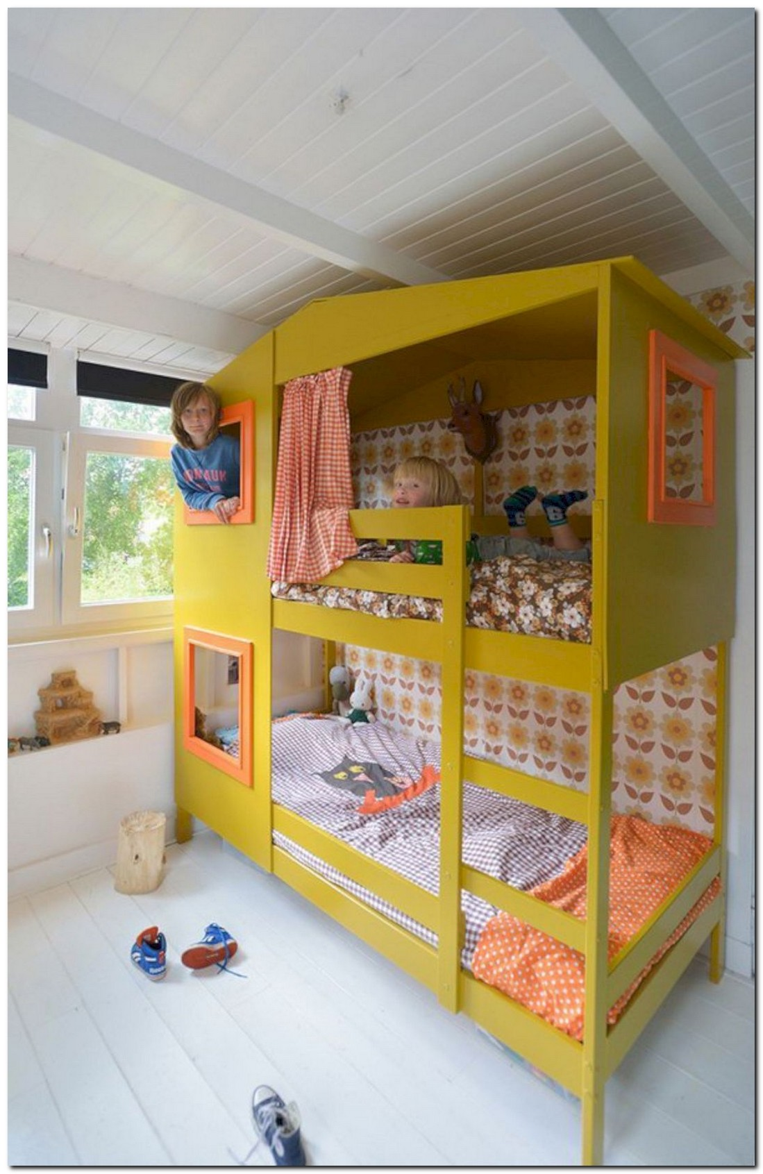 How to successfully choose bunk beds for kids 25