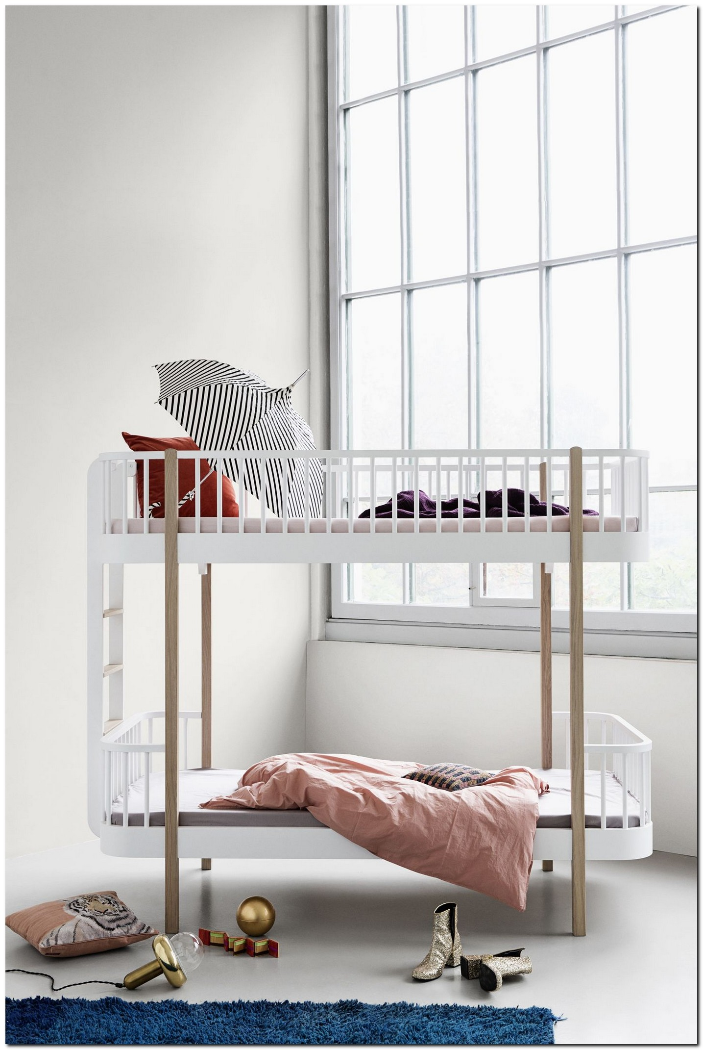 Permit your children to rest comfortably on bunk beds for kids 2