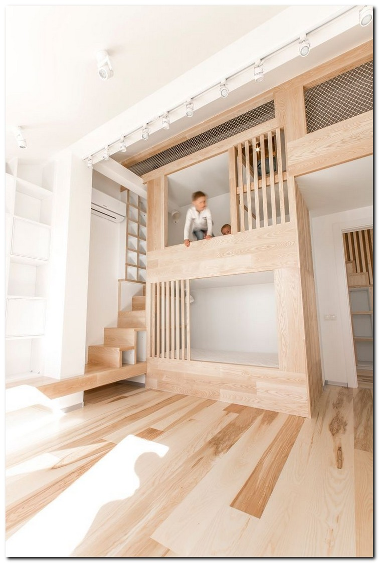 Safe steps to take when you have bunk beds for kids 21