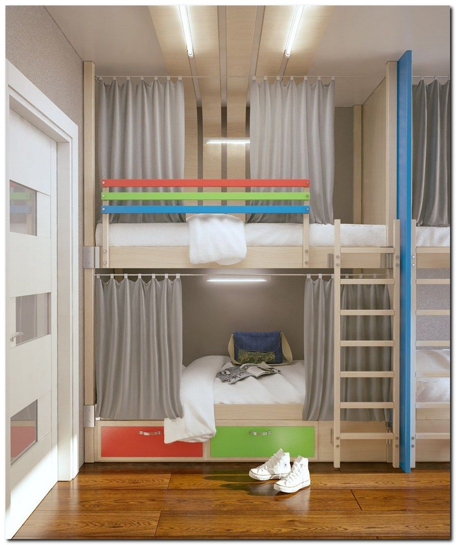 The benefits of bunk beds for kids 21