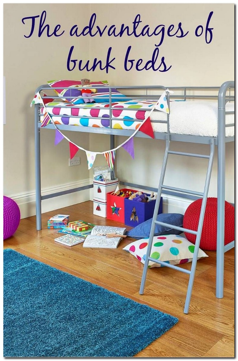 The benefits of bunk beds for kids 23