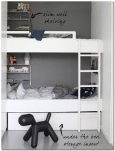 The benefits of bunk beds for kids 25