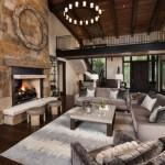 Contemporary Mountain Home Floor Plans Elegant Contemporary Mountain Retreat In Colorado Infused with Warmth