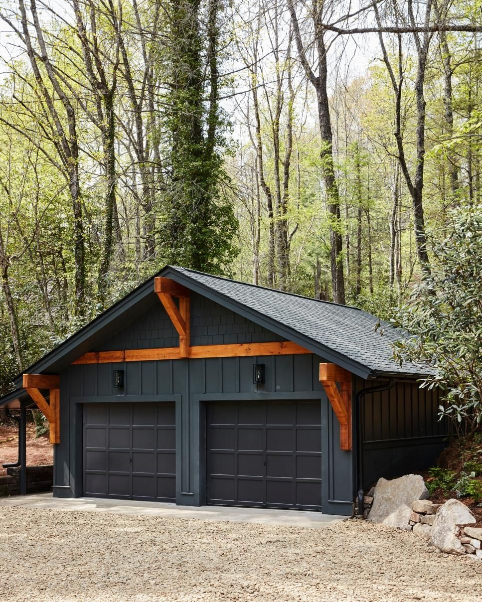 North Carolina Mountain Home Plans Beautiful Front Yard From Diy Network Ultimate Retreat 2018