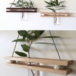 Reclaimed Wood Floating Shelves Lovely these Small Shelves Hang Your Wall Just Like A Piece Art