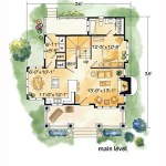 Rustic Mountain House Plans with Walkout Basement Inspirational Log House Plan