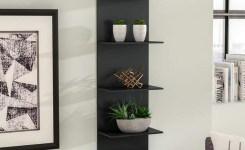 ✔️ 45 wall shelves design ideas how to decorate your home with wall shelves 44
