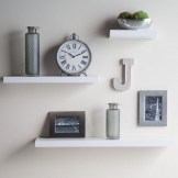 ✔️ 45 wall shelves design ideas how to decorate your home with wall shelves 8