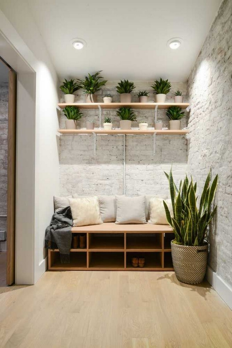 ✔️ 55 wall shelves design ideas show off your precious possessions with floating wall shelves 17