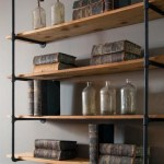 ✔️ 55 wall shelves design ideas show off your precious possessions with floating wall shelves 29