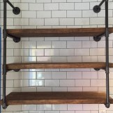 ✔️ 55 wall shelves design ideas show off your precious possessions with floating wall shelves 54