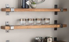 ✔️ 55 wall shelves design ideas show off your precious possessions with floating wall shelves 6
