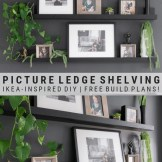 ✔️ 65 wall shelves design ideas the most efficient way to decorate your home 1