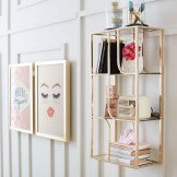 ✔️ 65 wall shelves design ideas the most efficient way to decorate your home 22