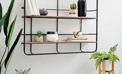 ✔️ 70 wall shelves design ideas organizational break through 44