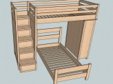 📌 4 of 63 most popular types of bunk beds 31