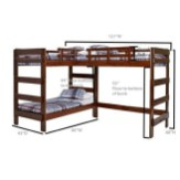 📌 4 of 63 most popular types of bunk beds 60