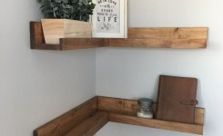 35 Amazing Corner Shelves Ideas 020