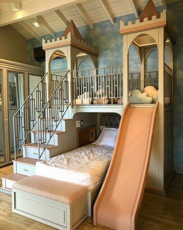 45 Amazing Bunk Bed Design Ideas How To Buy A Quality Bunk Bed 14
