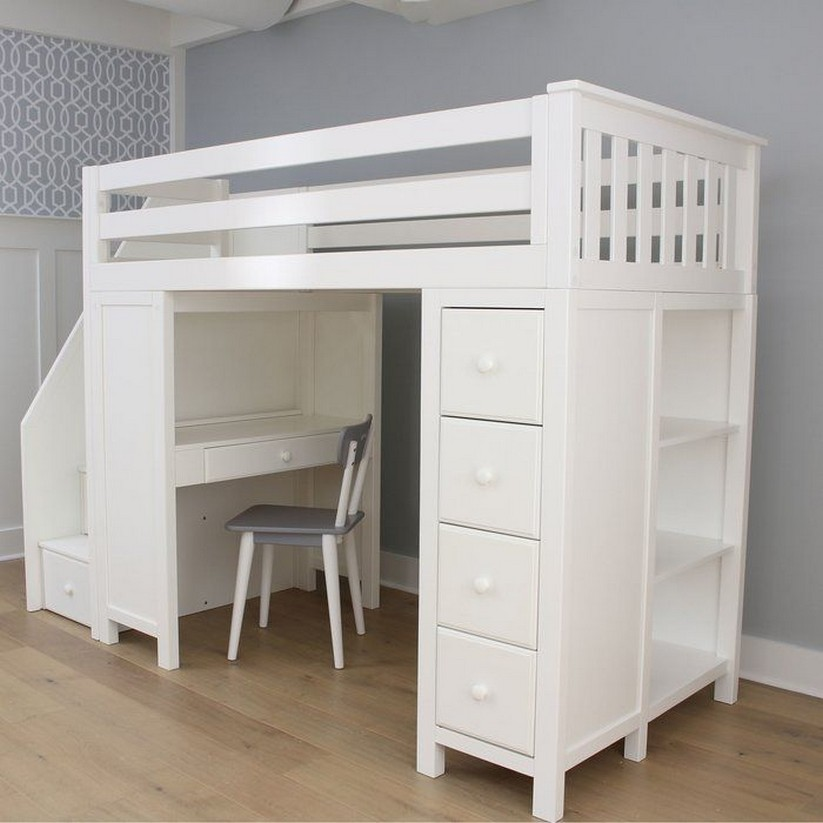 45 Amazing Bunk Bed Design Ideas How To Buy A Quality Bunk Bed 33