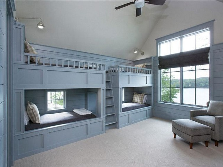 45 Amazing Bunk Bed Design Ideas How To Buy A Quality Bunk Bed 45