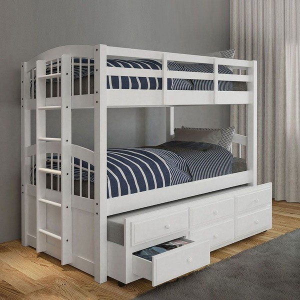 46 Kids Bunk Bed Decoration Ideas & Safety Tips 31