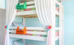 46 Kids Bunk Bed Decoration Ideas & Safety Tips 32